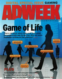 Adweek gaming cover