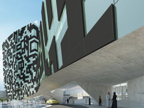 QR Building Dubai